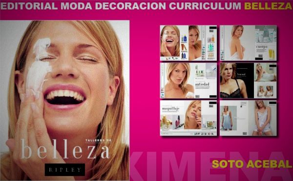 Dossier Ximena Soto Acebal: Evento De Belleza